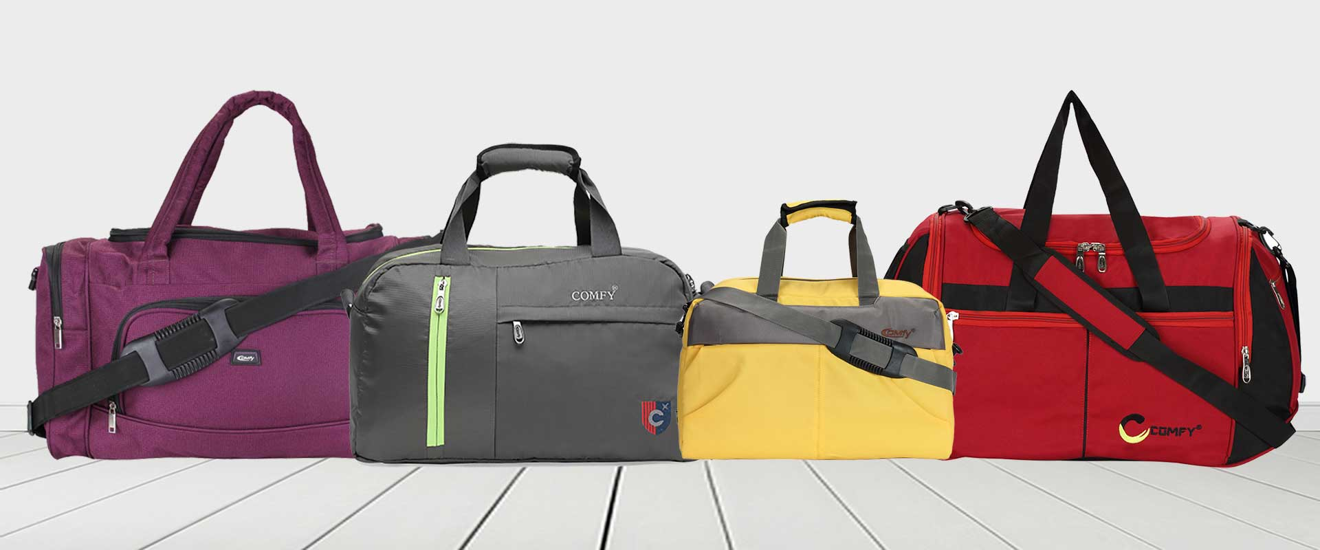 Designed with the trendy shape <br> <h2>Comfy Bags are highly innovative.</h2>